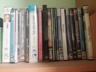 Pack dvd y vhs