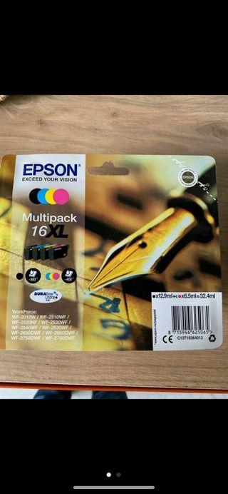 Cartuchos de tinta EPSON Multipack 16 XL