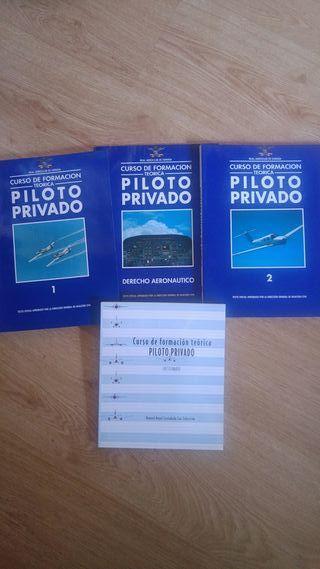 PILOTO PRIVADO,real aeroclub de España