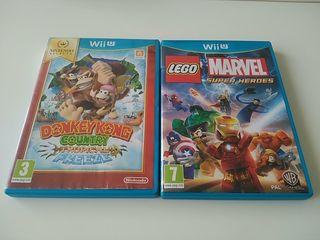 juegos wiiu Wii u