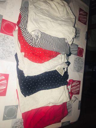 7 Camisetas para Lactancia tallas M