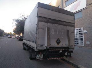 Camión Man carnet 1.ª