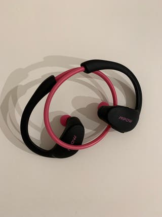 Bluetooth headphones / auriculares