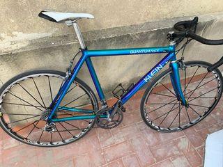 Bicicleta klein quantum race 56