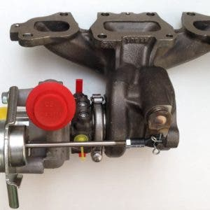 Turbo DACIA DOKER DUSTER 1.2 TCE 125cv 49373-55100