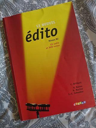 Libro francés B2