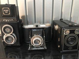 Cámaras fotograficas lote entero 800€ 40 unidades