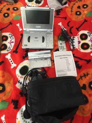 Mini DVD Reproductor Portable