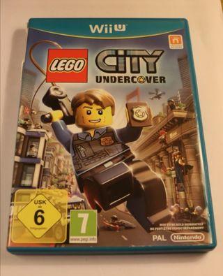 Wii U Lego Undercover