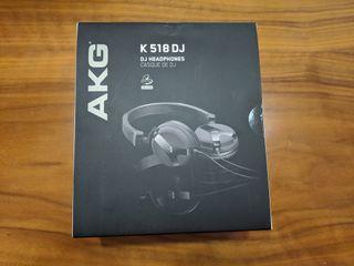 Auriculares AKG K518DJ