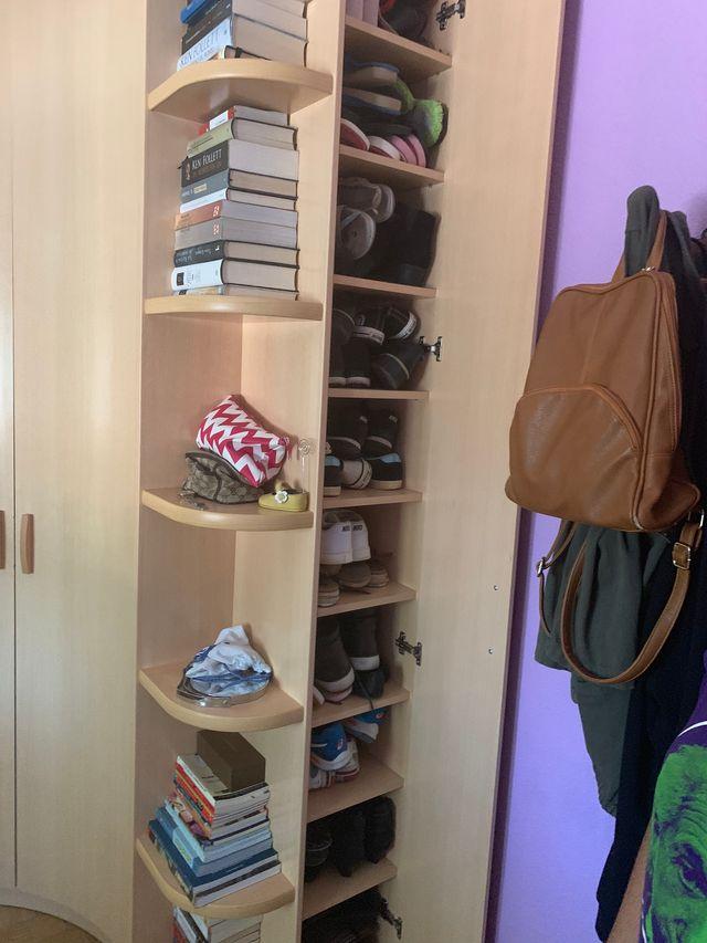 habitación juvenil completa