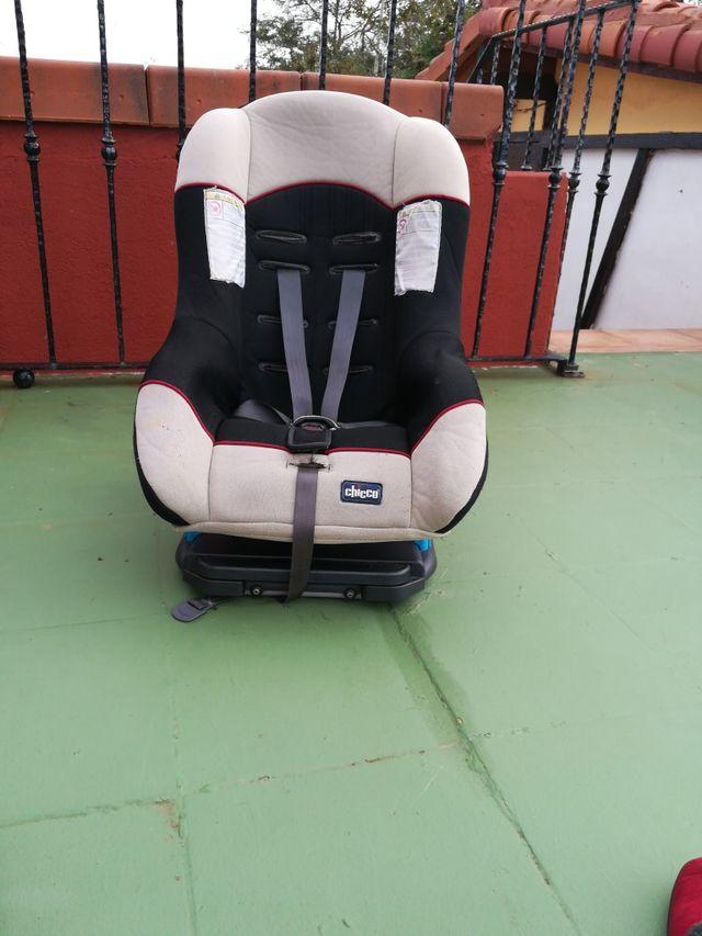 silla bebé de Coche