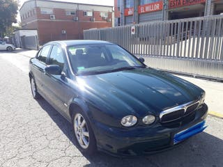 Jaguar X-Type 2006 2.2 DIESEL 155CV MANUAL!!!