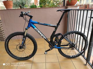 Scott Genius MC30 2006 carbon
