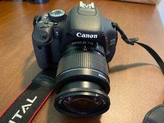 Canon EOS Reflex 600D