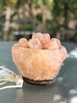 Cuenco de Sal del Himalaya 5 kilos