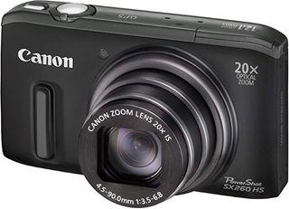 CAMARA FOTOS DIGITAL - Canon PowerShot SX260 HS