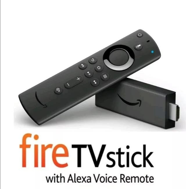 Amazon firestick- Home of Entertainment + VPN