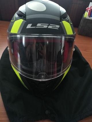 Casco moto nuevo