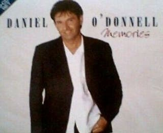 DANIEL O'DONNELL MEMORIES Cd set of three