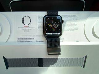 Apple Watch series 4 acero Space Black