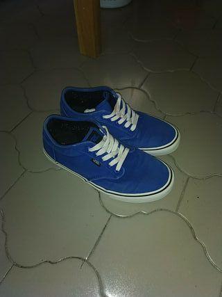 VANS azules talla 41 Nuevas