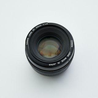 Vendo Canon 50 1.4