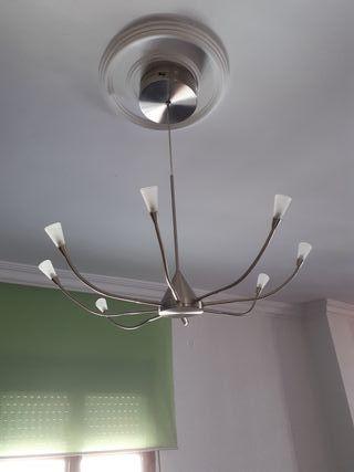 2 lámparas salón por mano de € en 55 segunda en de Huelva OPkZuwXliT