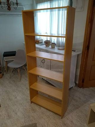 estanteria muy buen estado, libreria...