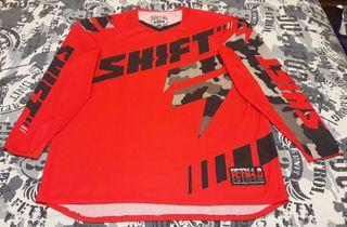 Camiseta cross enduro Btt