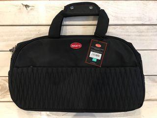 Maleta bolso Bugatti negro 10 kilos viaje