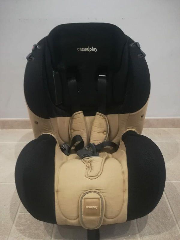 Silla coche para bebé