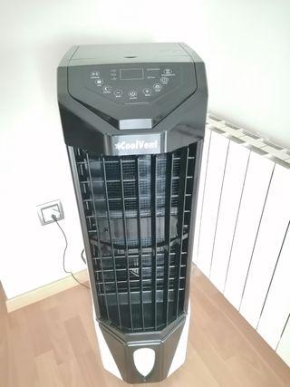 Climatizador evaporativo portátil KTD-2500