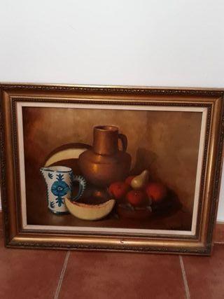 cuadro pintura