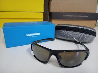 Gafas SHIMANO S21X negras