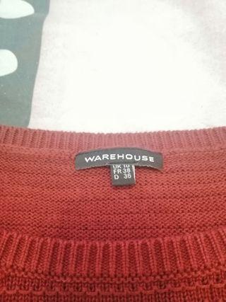 long red jumper