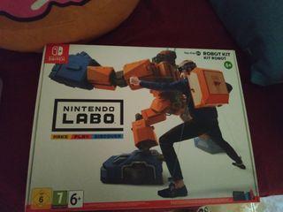 Nintendo labo precintada
