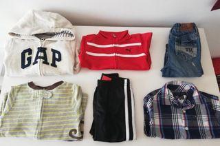 Lote ropa niño 9 meses