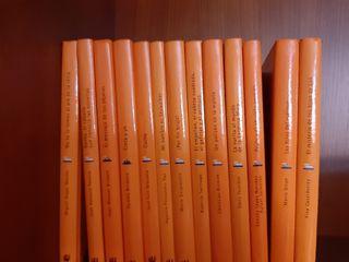 Libro colección Barco de vapor