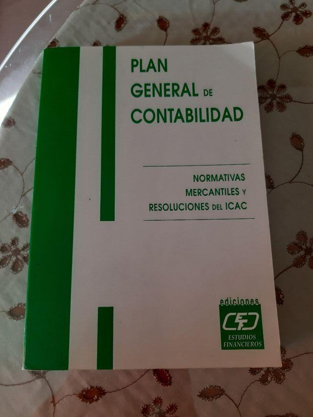 Libro contabilidad