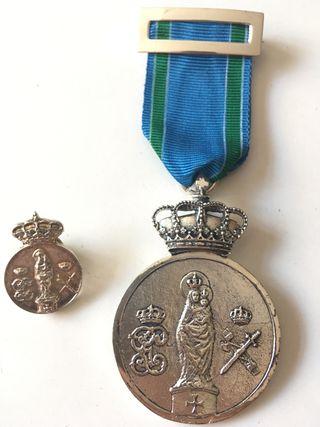 Medalla conmemorativa del Pilar Guardia Civil