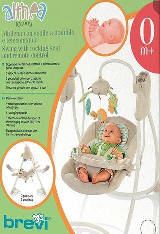 Columpio- hamaca bebé Althea Brevi