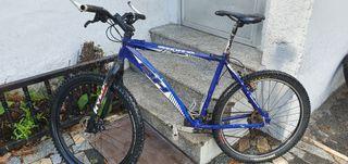 bicicleta de montaña bh SPYRO. cube treek