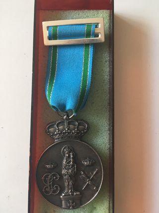 Medalla Conmemorativa de la Virgen del Pilar