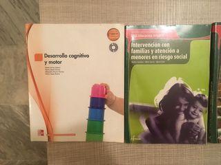 Libros 1 FP Educación Infantil