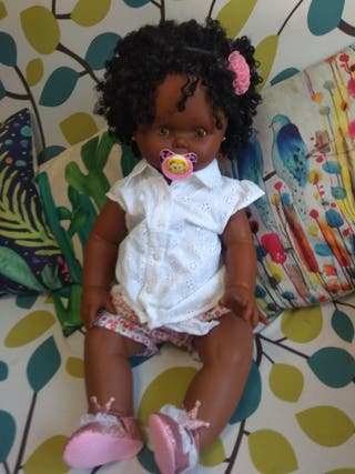 Bebe dulzona muñeca vintage