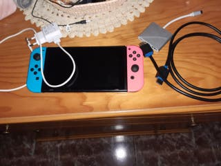 Switch + Juegos