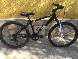 Bicicleta de montaña BTWIN Rockrider 500 talla S