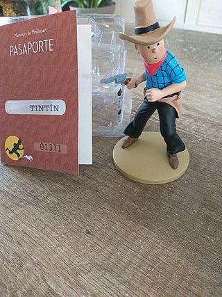 Tintin Figuras