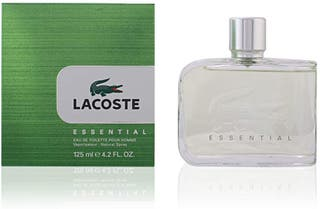 Colonia Lacoste Essential 125 ml vaporizador